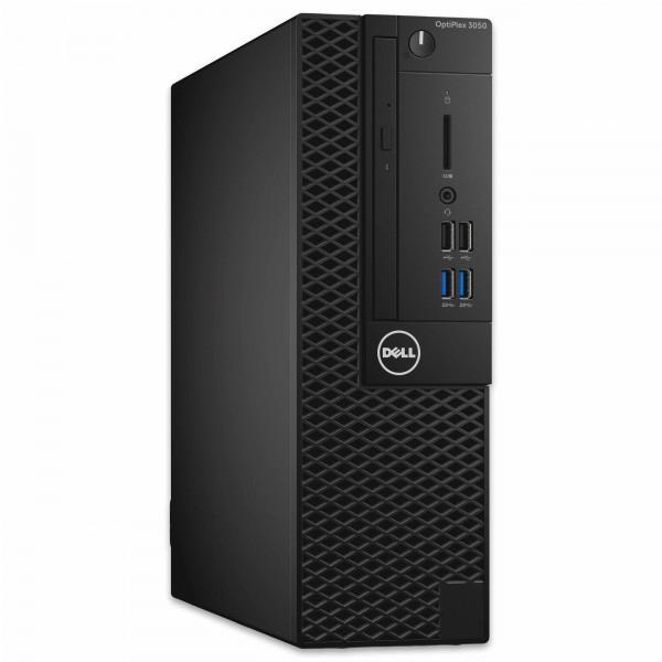 Dell OptiPlex 3050 SFF - Core i5-7500 @ 3,4 GHz - 16GB RAM - 500GB SSD - DVD-RW - Win10Home
