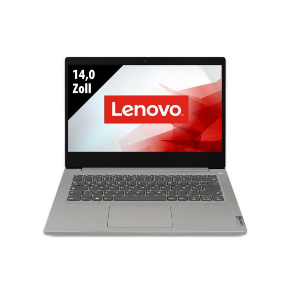 Lenovo IdeaPad 3 Platinum Grey - 14,0 Zoll - AMD Ryzen 3 4300U @ 2,7 GHz - 8GB RAM - 250GB SSD - FHD (1920x1080) - Webcam - Win10Home