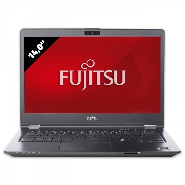 Fujitsu LifeBook U748 - 14,0 Zoll - Core i5-8350U @ 1,7 GHz - 8GB RAM - 250GB SSD - FHD (1920x1080) - Webcam - Win10Pro