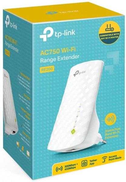 TP-LINK RE200 - WLAN Repeater