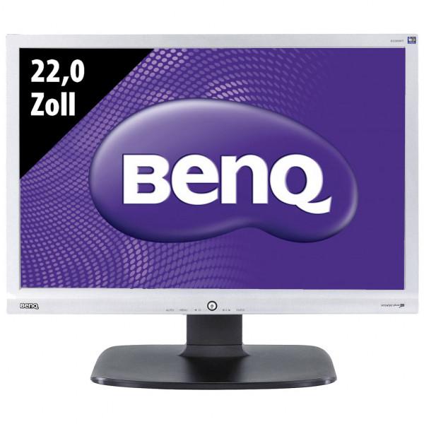 Benq G2200WT - 22,0 Zoll - WSXGA+ (1680x1050) - 5ms - schwarz/silber