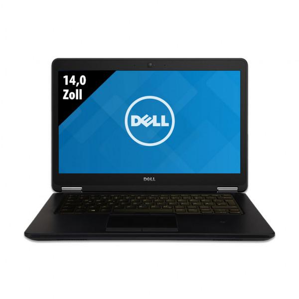 Dell Latitude E7450 - 14,0 Zoll - Core i5-5300U @ 2,3 GHz - 8GB RAM - 500GB SSD - FHD (1920x1080) - Webcam - Win10Pro