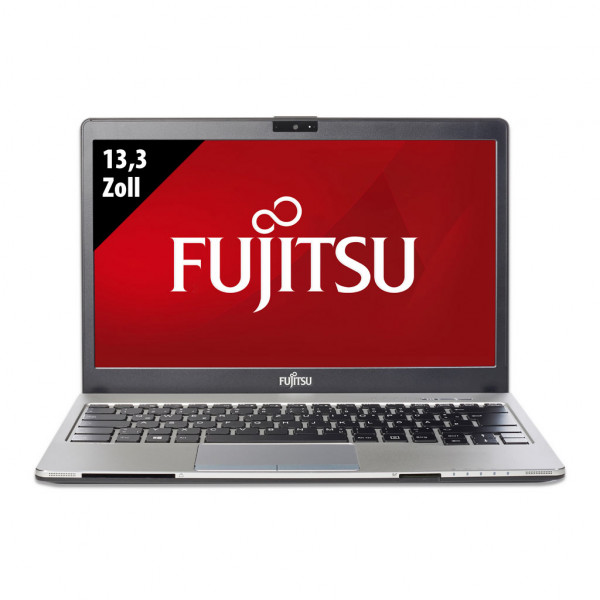 Fujitsu LifeBook S936 - 13,3 Zoll - Core i5-6200U @ 2,3 GHz - 12GB RAM - 250GB SSD - FHD (1920x1080) - Webcam - Win10Pro