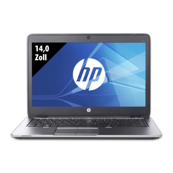 HP EliteBook 840 G1 - 14,0 Zoll - Core i7-4600U @ 2,1 GHz - 8GB RAM - 250GB SSD - FHD (1920x1080) - Webcam - Win10Pro