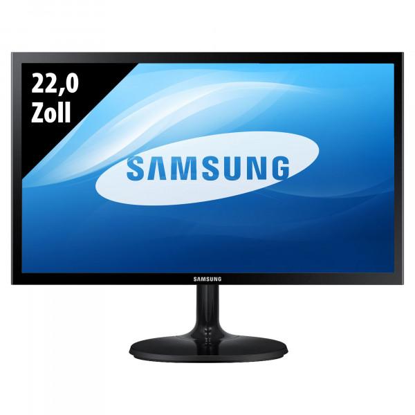 Samsung S22F350FHU - 22,0 Zoll - FHD (1920x1080) - 5ms - schwarz