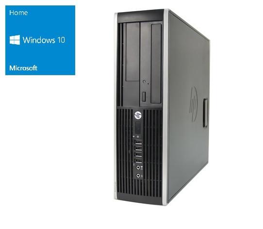HP Elite 8300 SFF - Core i3-2120 @ 3,3 GHz - 4GB RAM - 500GB HDD - DVD-ROM - Win10Home