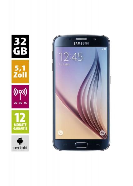 Samsung Galaxy S6 (32GB) - Black Sapphire
