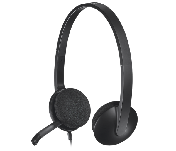 Logitech H340 - Headset - On-Ear - kabelgebunden