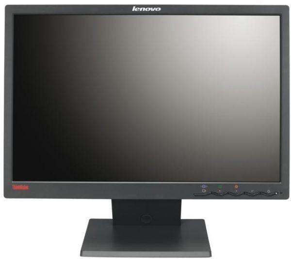 Lenovo ThinkVision LT2452p - 24,0 Zoll - WUXGA (1920x1200) - 7ms - schwarz