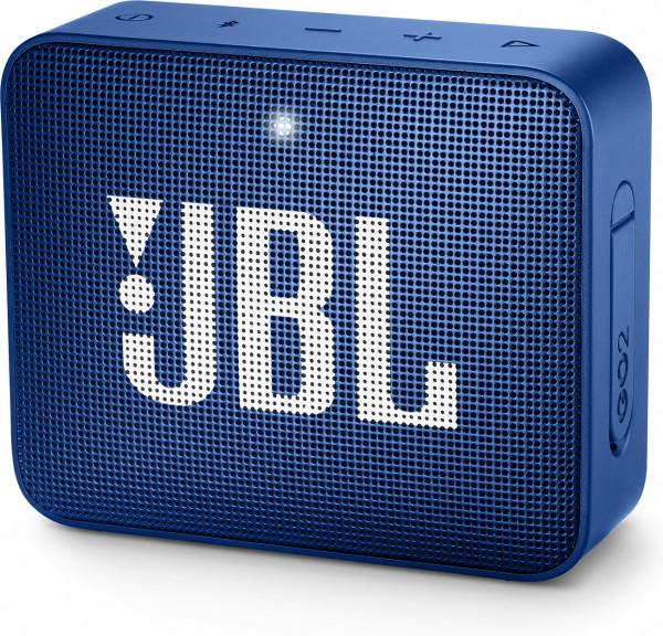 Bluetooth Lautsprecher JBL GO 2 blau