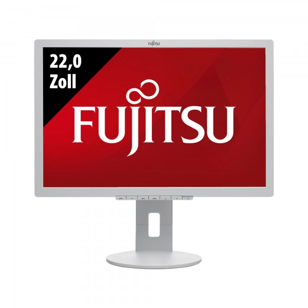 Fujitsu Display B22-8 WE Neo - 22,0 Zoll - WSXGA+ (1680x1050) - 5ms - weiß