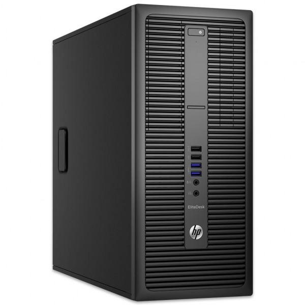 HP EliteDesk 800 G2 MT - Core i5-6500 @ 3,2 GHz - 16GB RAM - 500GB SSD - Win10Home