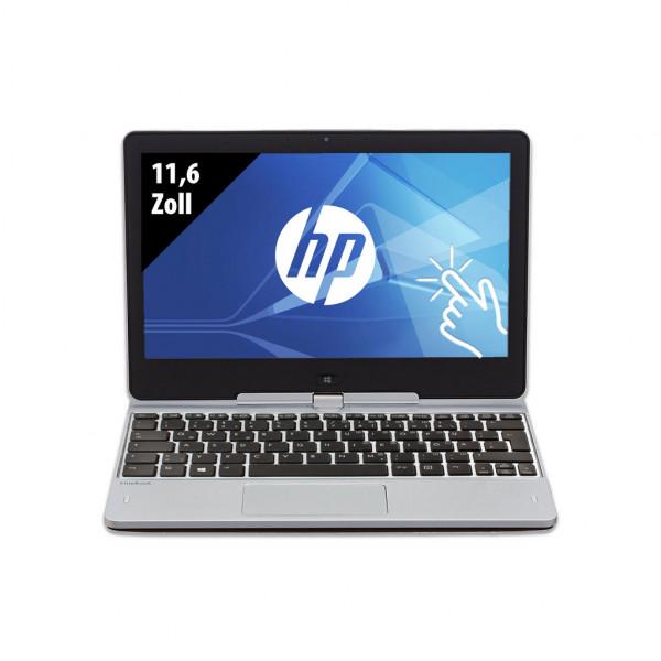 HP EliteBook Revolve 810 G3 - 11,6 Zoll - Core i5-5300U @ 2,3 GHz - 8GB RAM - 250GB SSD - WXGA (1366x768) - Touch - Webcam - Win10Pro