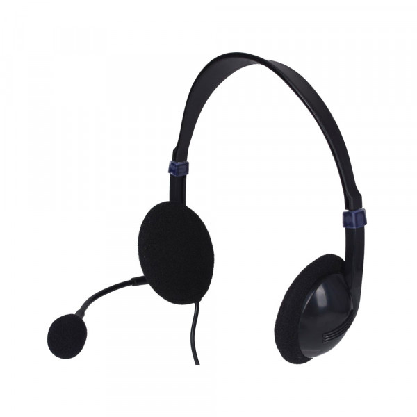 SANDBERG - Saver - Office Headset - On-Ear - kabelgebunden