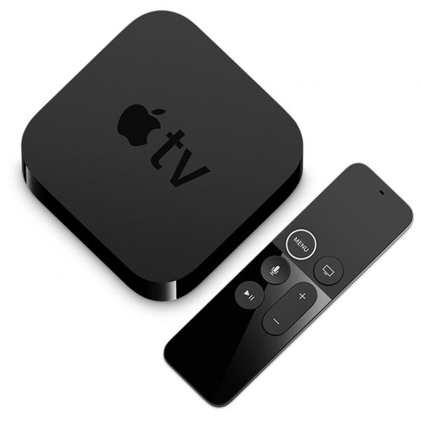 Apple TV HD (4. Generation) - Multimediaplayer (MR912FD/A) - 32GB - Schwarz