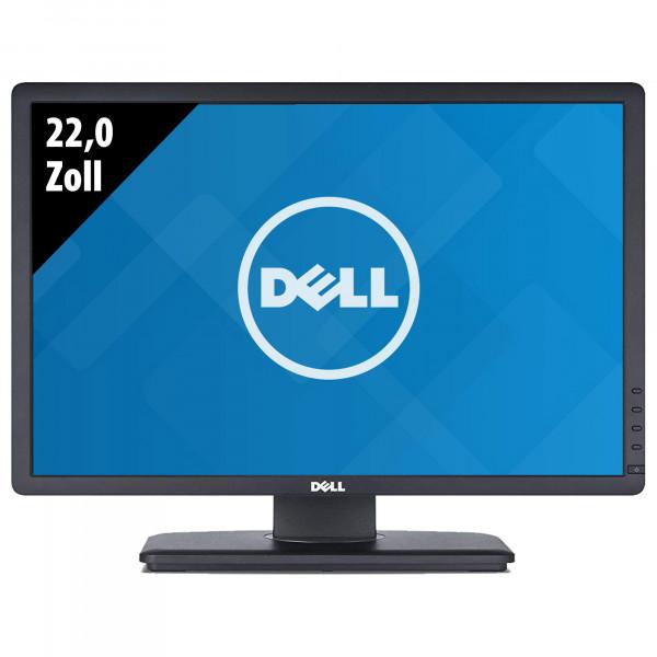 Dell P2213t - 22,0 Zoll - WSXGA+ (1680x1050) - 5ms - schwarz