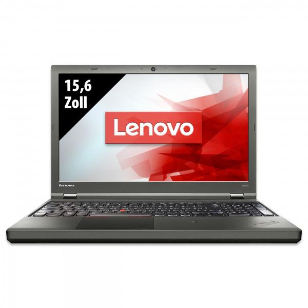 Lenovo ThinkPad W540 - 15,6 Zoll - Core i7-4800MQ @ 2,7 GHz - 16GB RAM - 2000GB SSD - Nvidia Quadro K1100M - FHD (1920x1080) - Webcam - Win10Pro