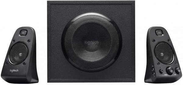 Logitech Z623 - Lautsprechersystem - schwarz