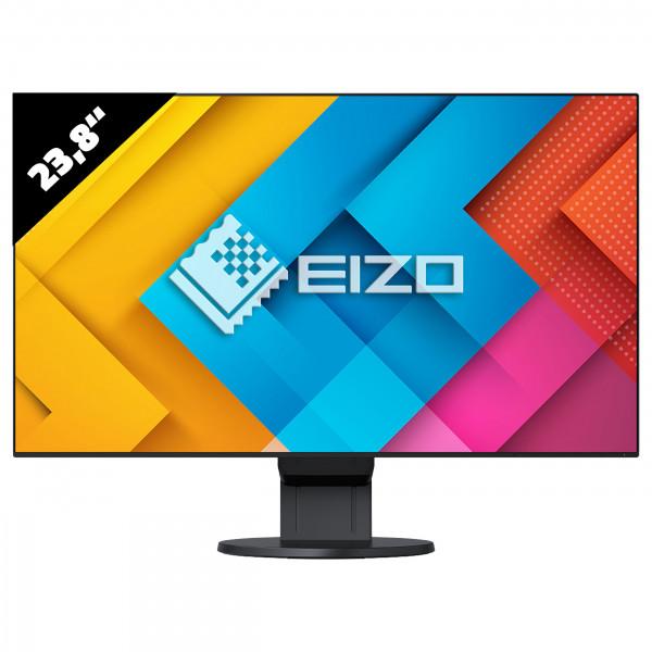 Eizo FlexScan EV2451-BK - 23,8 Zoll - FHD (1920x1080) - 5ms - schwarz