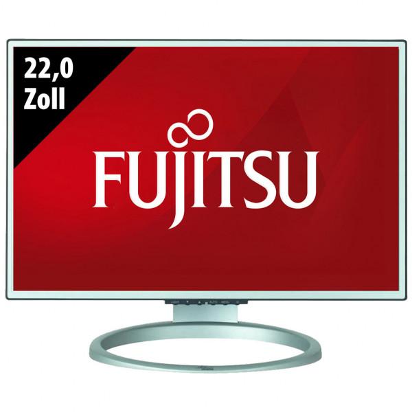 Fujitsu ScaleoView L22-1W - 22,0 Zoll - WSXGA+ (1680x1050) - 5ms - silber