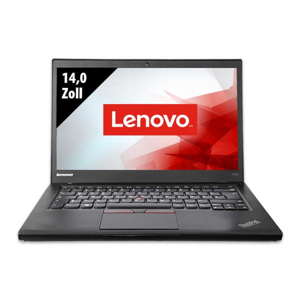 Lenovo ThinkPad T450s - 14,0 Zoll - Core i7-5600U @ 2,6 GHz - 8GB RAM - 250GB SSD - FHD (1920x1080) - Webcam - Win10Pro