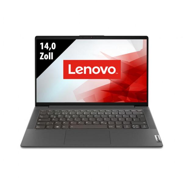 Lenovo IdeaPad 5 Graphite Grey - 14,0 Zoll - AMD Ryzen 7 4800U @ 1,8 GHz - 16GB RAM - 250GB SSD - FHD (1920x1080) - Webcam - Win10Home