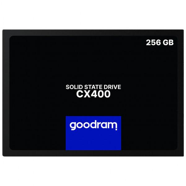 Goodram CX400 - 256 GB - SSD - SATA III- intern - (SSDPR-CX400-256-G2)
