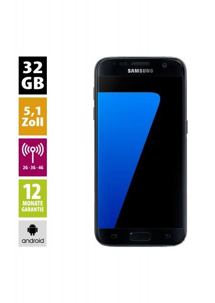Samsung Galaxy S7 (32GB) - Black Onyx