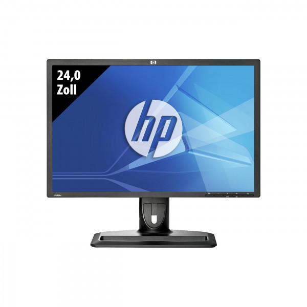 HP ZR24w - 24,0 Zoll - WUXGA (1920x1200) - 5ms - schwarz