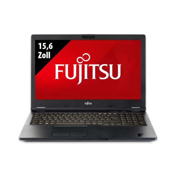 Fujitsu LifeBook E5510 - 15,6 Zoll - Core i7-10610U @ 1,8 GHz - 32GB RAM - 1000GB SSD - FHD (1920x1080) - Webcam - Win10Pro