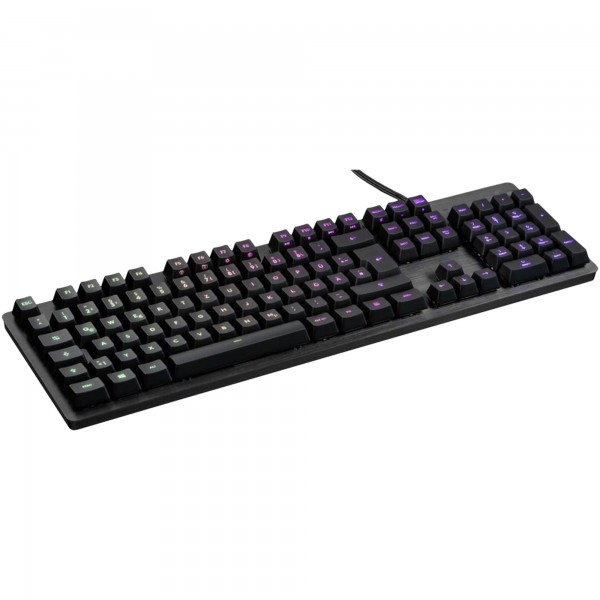 Logitech G513 Mechanische Gaming Tastatur - Tactile Carbon Version