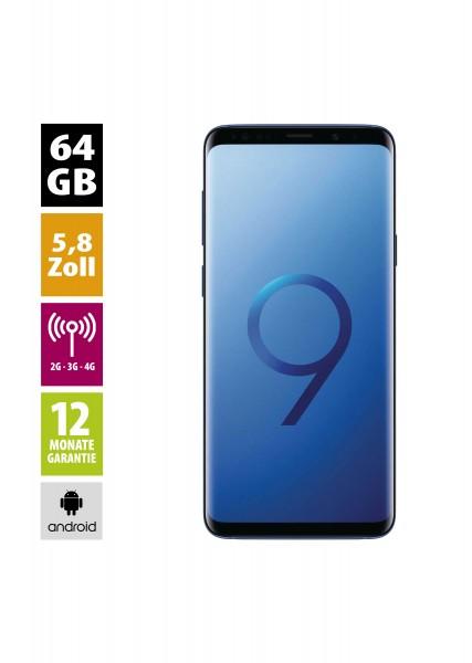 Samsung Galaxy S9 (64GB) - midnight-black