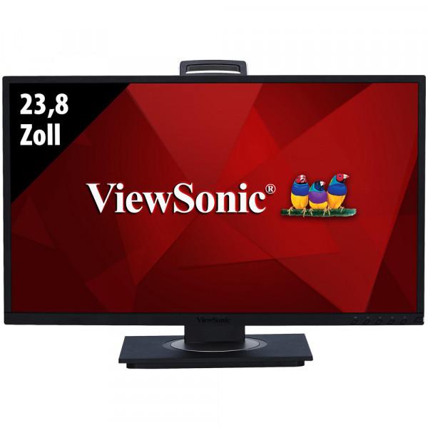 ViewSonic VG2448 - 23,8 Zoll - FHD (1920x1080) - 5ms - schwarz