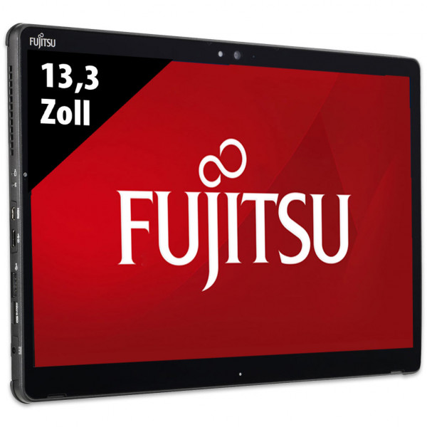 Fujitsu Stylistic Q739 - 13,3 Zoll - Core i5-8265U @ 1,6 GHz - 8GB RAM - 500GB SSD - FHD (1920x1080) - Touch - Webcam - Win10Pro - Inkl. Cradle
