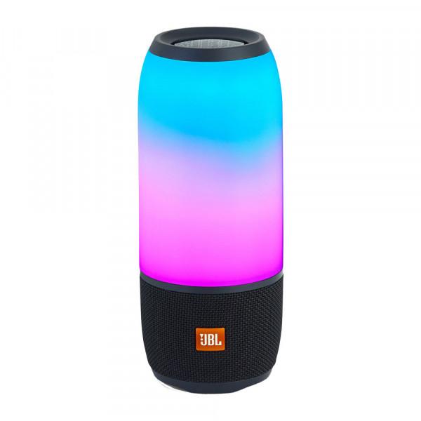 JBL Pulse 3 - tragbarer Bluetooth Lautsprecher - Schwarz