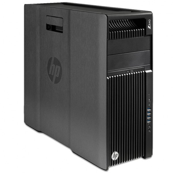 HP Workstation Z640 MT - Xeon E5-2609 v4 @ 1,7 GHz - 8GB RAM - 250GB SSD - DVD-RW - Nvidia Quadro K2200 - Win10Pro