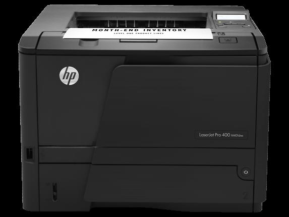 HP LaserJet Pro 400 M401dne - Monochrom-Laserdrucker