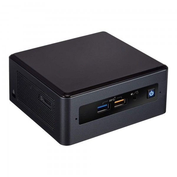 INTEL NUC NUC8I5BEH Barebone Mini PC - Core i5-8259U @ 2,3GHz