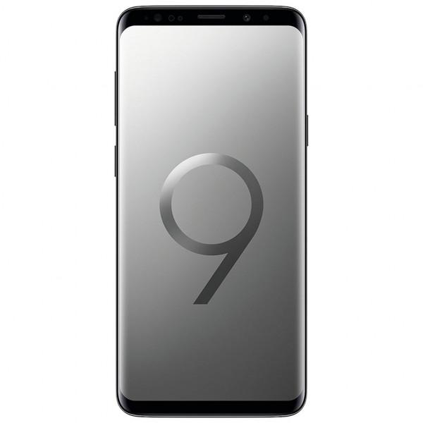 Samsung Galaxy S9+ Duos (64GB) - Titanium Gray