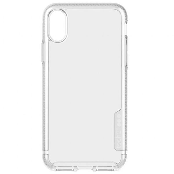 Tech 21 Handyhülle (iPhone X) - Transparent