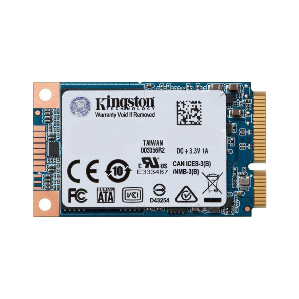 Kingston SSDNow UV500 - 240 GB - SSD - SATA - intern - (SUV500MS/240G)