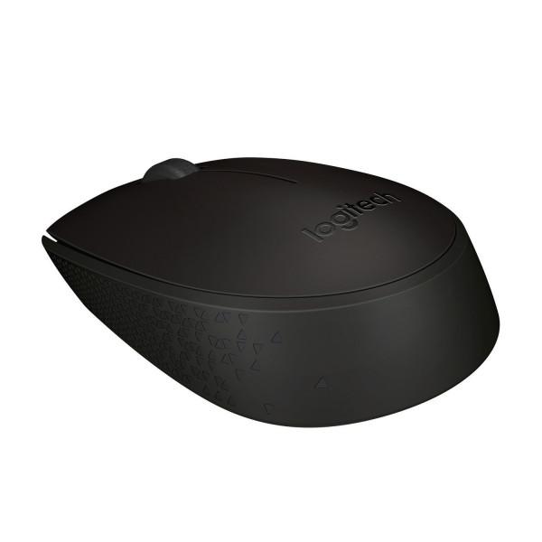 Logitech B170 - Funkmaus - schwarz