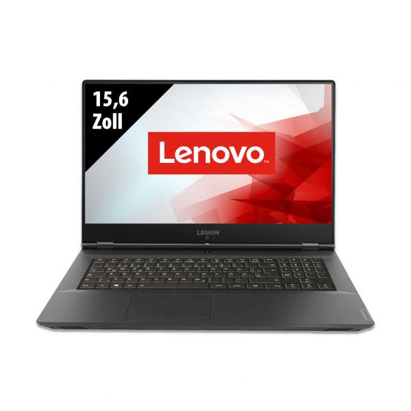 Lenovo Legion Y540 - 15,6 Zoll - Core i7-9750H @ 2,6 GHz - 16GB RAM - 1000GB SSD - Nvidia GeForce GTX 1660 Ti - FHD (1920x1080) - Webcam - ohne OS