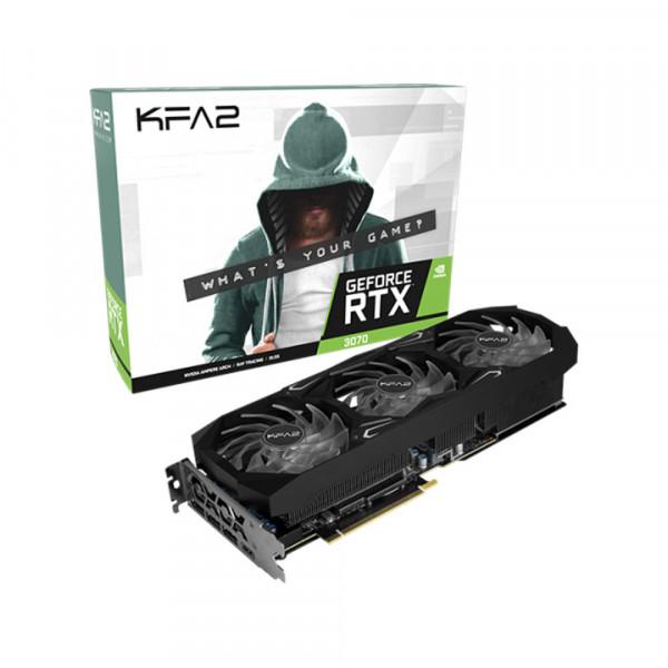 KFA2 GeForce® RTX™ 3070 SG 1-Click OC 8GB (37NSL6MD1GNK)