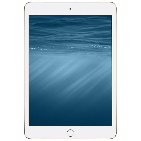Apple iPad mini 3 Wi-Fi + Cellular (16GB) - Gold