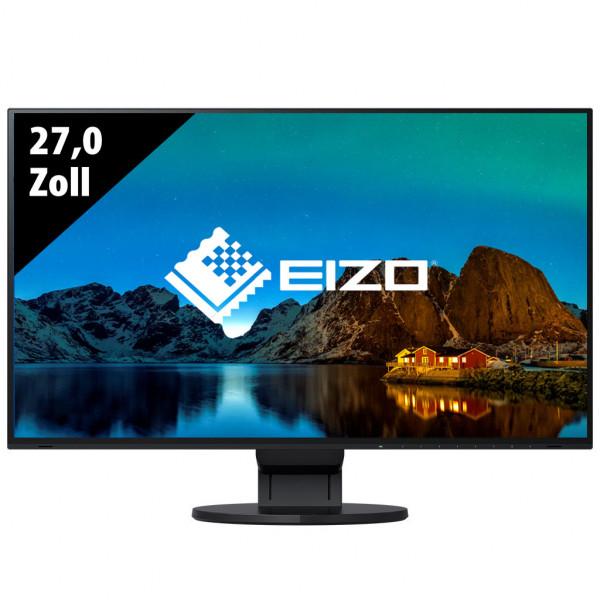 Eizo FlexScan EV2785-BK - 27,0 Zoll - 4K UHD (3840x2160) - 5ms - schwarz