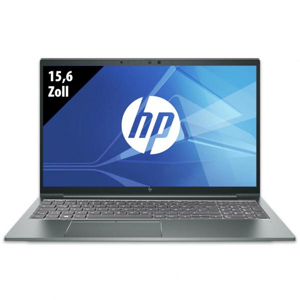 HP ZBook Firefly 15 G7 - 15,6 Zoll - Core i7-10510U @ 1,8 GHz - 16GB RAM - 500GB SSD - Nvidia Quadro P520 - FHD (1920x1080) - Webcam - Win10Pro
