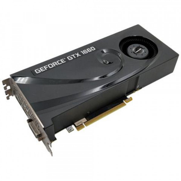 Manli Geforce GTX 1660 - Grafikkarte - 6GB GDDR5