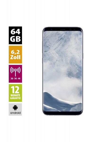 Samsung Galaxy S8+ (64GB) - Arctic Silver