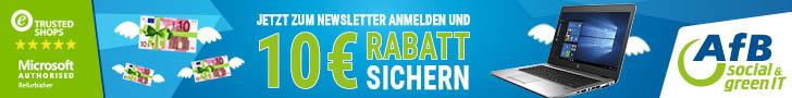 Werbebanner AfB Newsletter 728x90